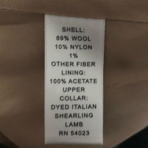 Banana Republic Jackets & Coats - NEW | Banana Republic Long Wool Coat *Fur Collar